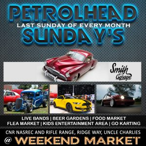 Petrol Head Sunday's (Last Sunday of Every Month) @ Weekend Market JHB | Johannesburg South | Gauteng | South Africa