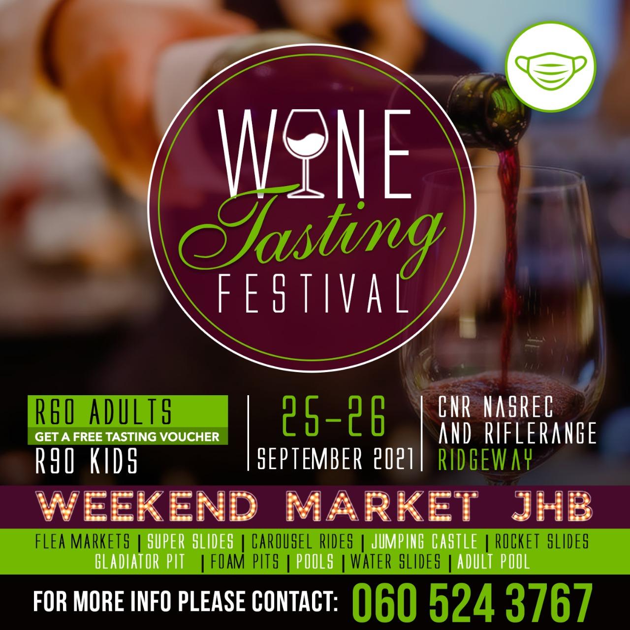 Wine Tasing Festival